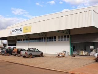 Cocatrel inaugura loja em Córrego do Ouro