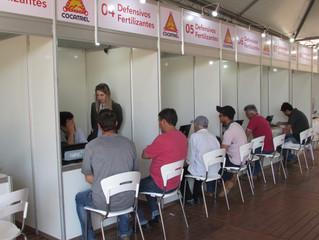 Semana Internacional do Café será mais uma oportunidade para os cooperados Cocatrel adquirirem adubo