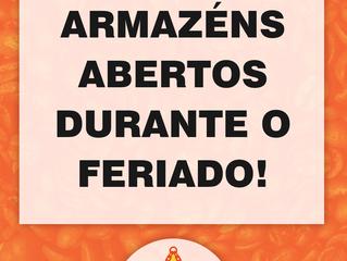 Armazéns da Cocatrel abrirão neste feriado para receber produção dos cooperados