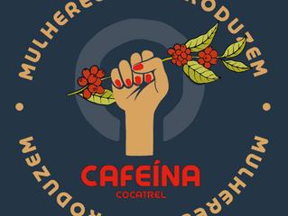 Cafeína Cocatrel: café de menina, café de mina, cafeicultura feminina e, no plural, café de Minas.