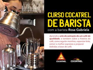 Cocatrel oferece curso de barista com vagas limitadas