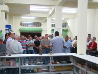 Inauguração da Cocatrel em Santo Antônio do Amparo reúne produtores da região