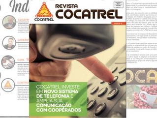 Já está disponível a Revista Cocatrel Edição nº 13