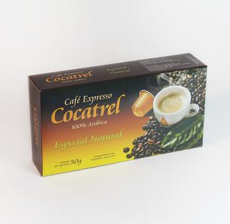 Cápsulas Cocatrel