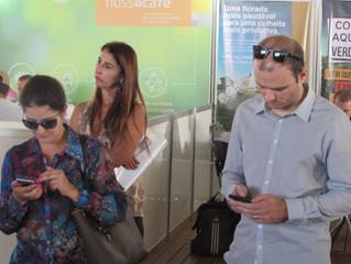 Novo aplicativo da Cocatrel é lançado na abertura da 3ª FECOM