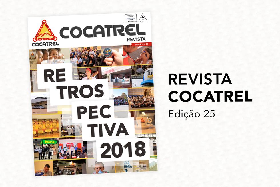 Revista Cocatrel - Edição 25