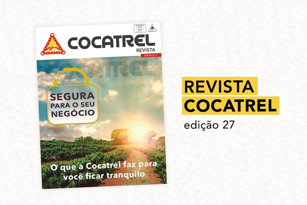 Revista Cocatrel - edição 27