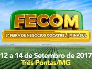 3ª FECOM já tem data marcada