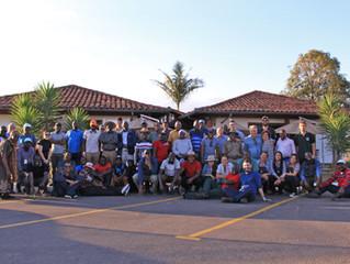 Cocatrel recebe grupo de estudantes de  agronomia da África