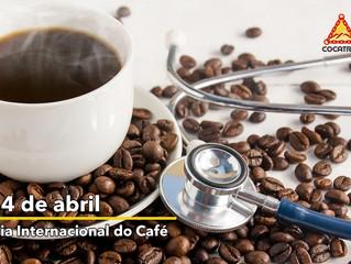 Dia Internacional do Café: uma homenagem aos que estão na linha de frente contra o Coronavirus