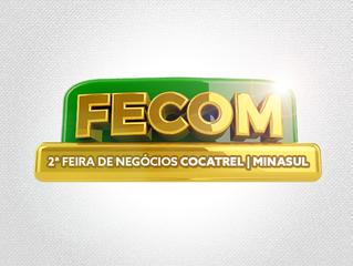 50 empresas confirmam presença na 2ª Feira de Negócios Cocatrel Minasul – Fecom