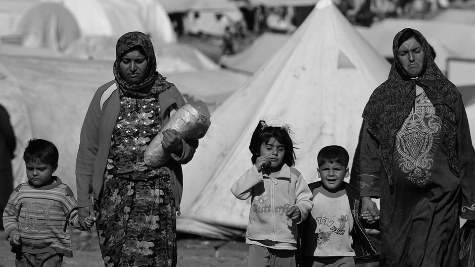 A Luxury Refugees Cannot Afford