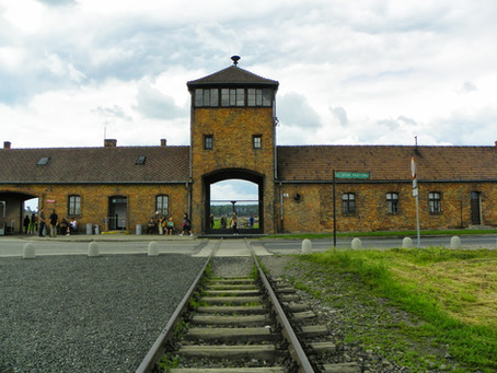 Upcoming Visit to Auschwitz