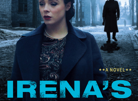 IRENA'S WAR PRE-ORDER AVAILABLE