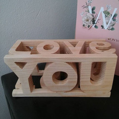 Here is my Valentines present for my wif