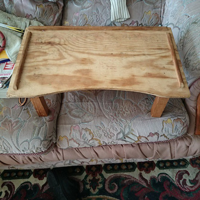 Something i made at school #woodworking.