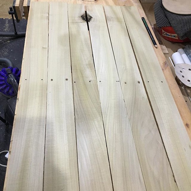 Managed to put these boards through the