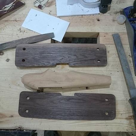 Getting in shape #woodworking.jpg
