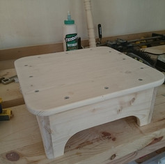 All glued and screwed #woodworking.jpg