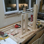 Starting to come together #woodworking.j