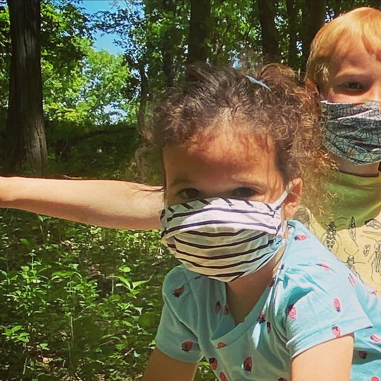 Nature for Preschoolers & Friends (Wed & Fri; 0+ yo)