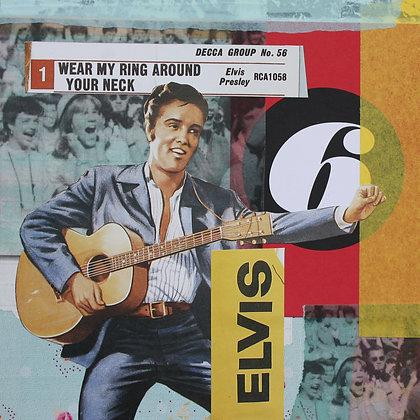 Elvis – 300mm print