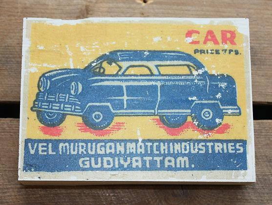 Car – matchbox