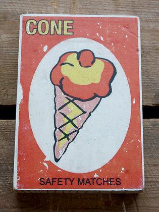 Cone – matchbox