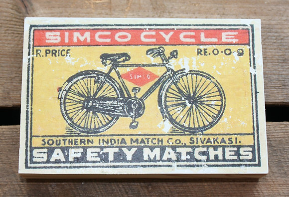 Bicycle – matchbox