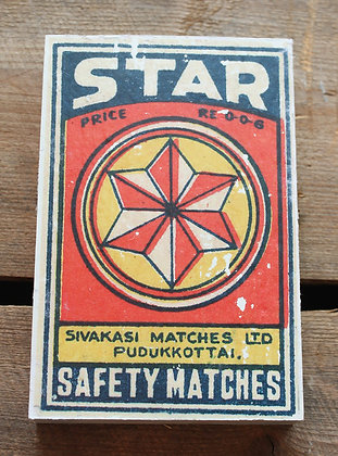 Star – matchbox