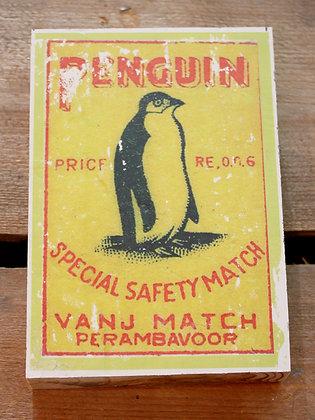 Penguin 1 – matchbox