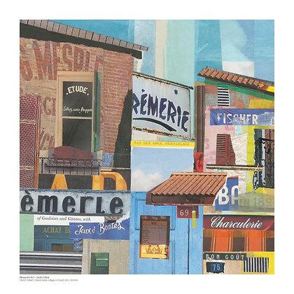 French Street 1 – 300mm print