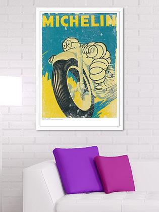 Michelin 1959 – Framed A2