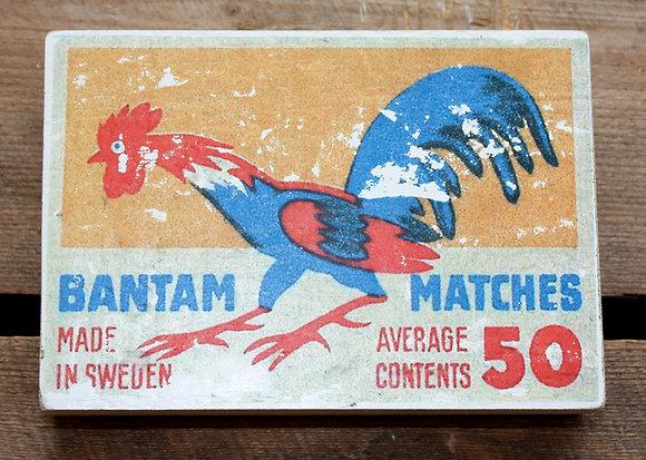 Bantam – matchbox