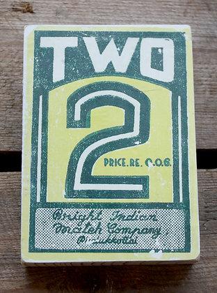 Two – matchbox