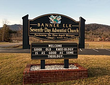Banner Elk, NC Seventh-Day Adventist Church