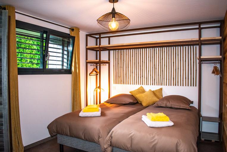 La pénate de Marie, location confort 3 chambres 2 salles de bain, jaccuzi bain à remous, Ballon d'Alsace