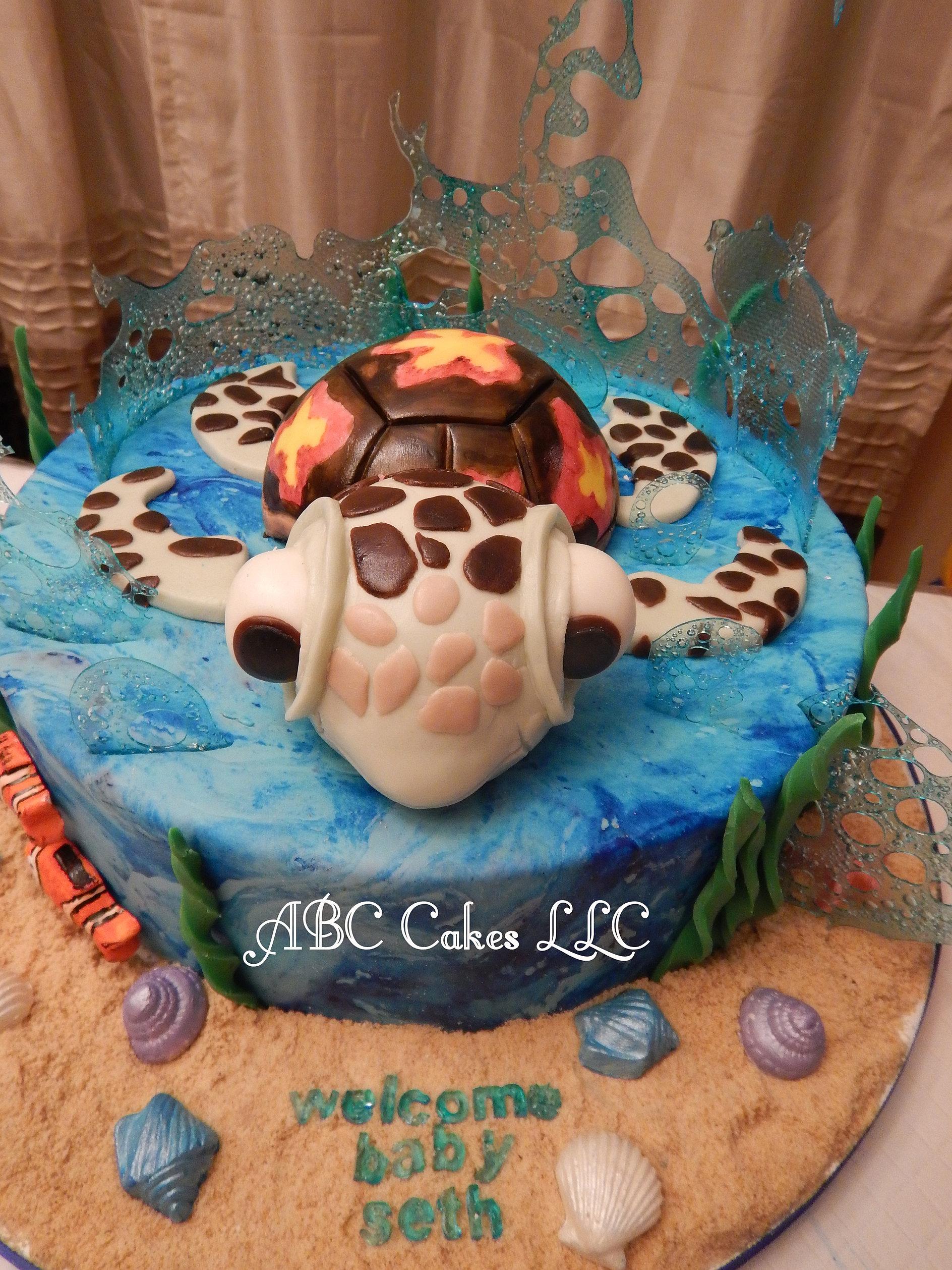 baby showers - Abc Cake Decorating
