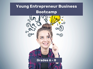 Young Entrepreneur Business Bootcamp
