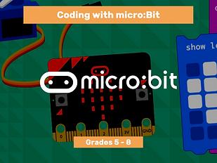 Coding with micro:Bit