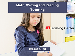 JEI Math + JEI ELA/Reading/Writing