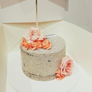 Aesthetic Oreo Cake