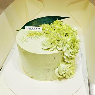 Zen Matcha Cake