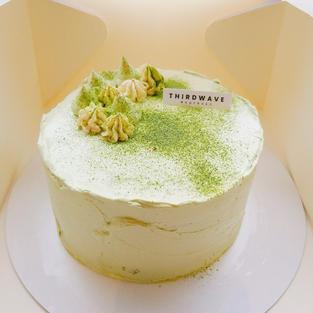 Forest Matcha Cake