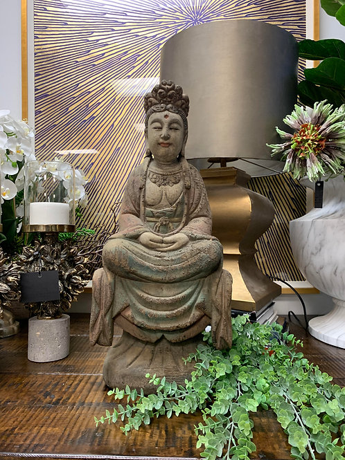 Queen Buddha of Peace