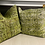 Thumbnail: Dyed Vintage Rug Pillows in Green