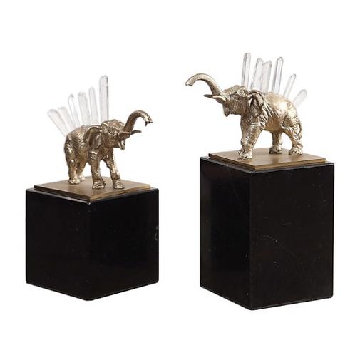 Crystal Ridge Elephant Set