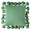 Thumbnail: Tassel Me Green Pillow