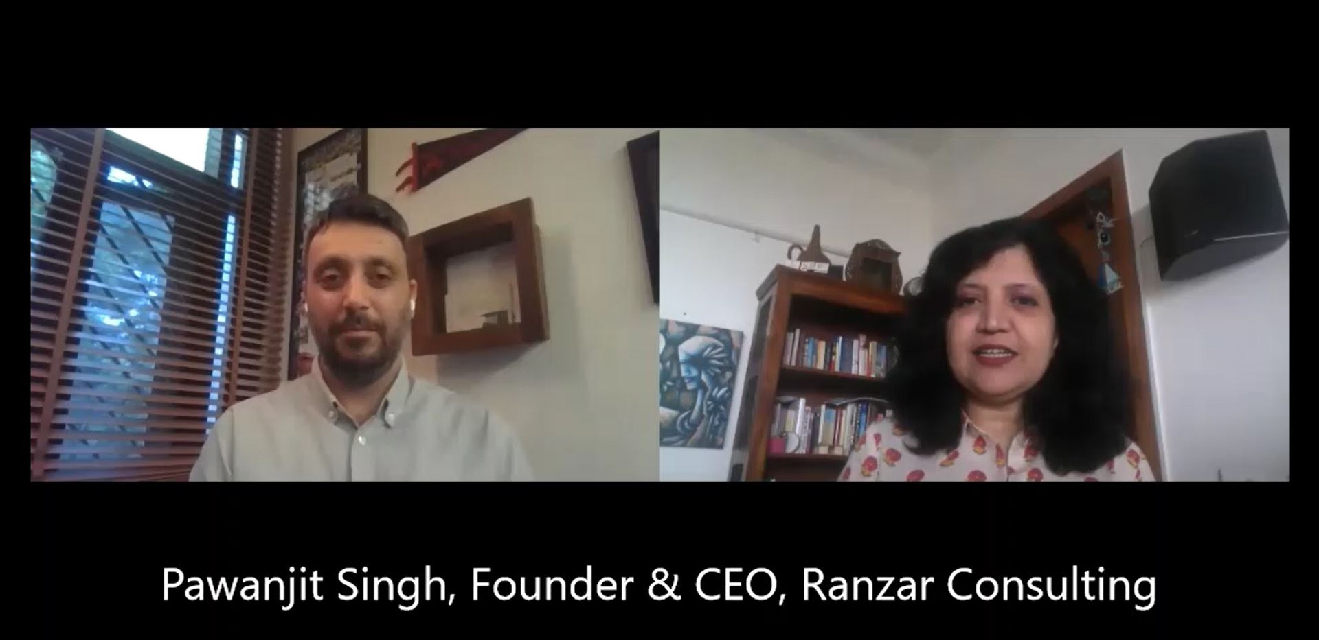 Interview with Pawanjit Singh