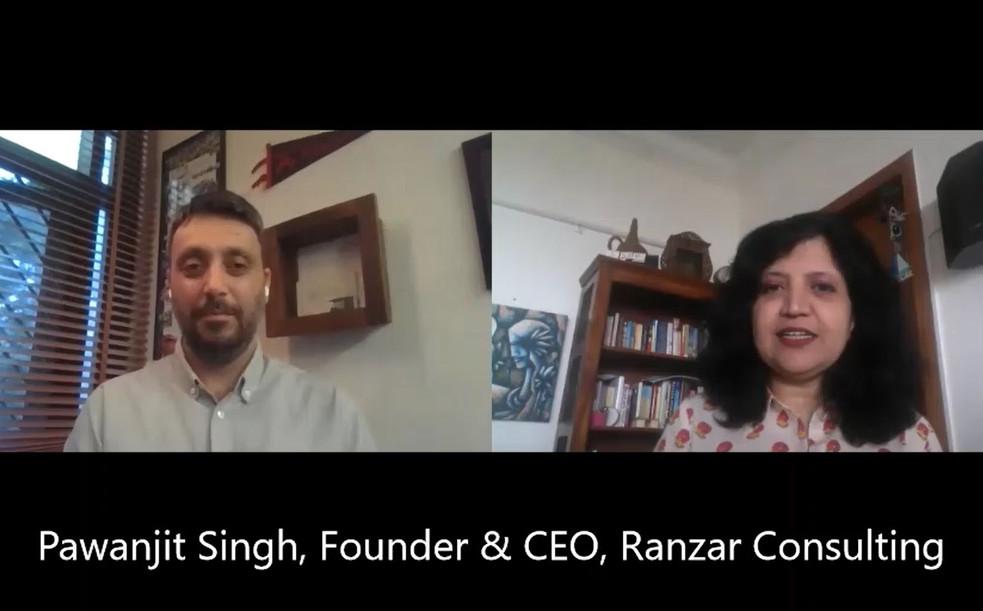 Interview with Pawanjit Singh